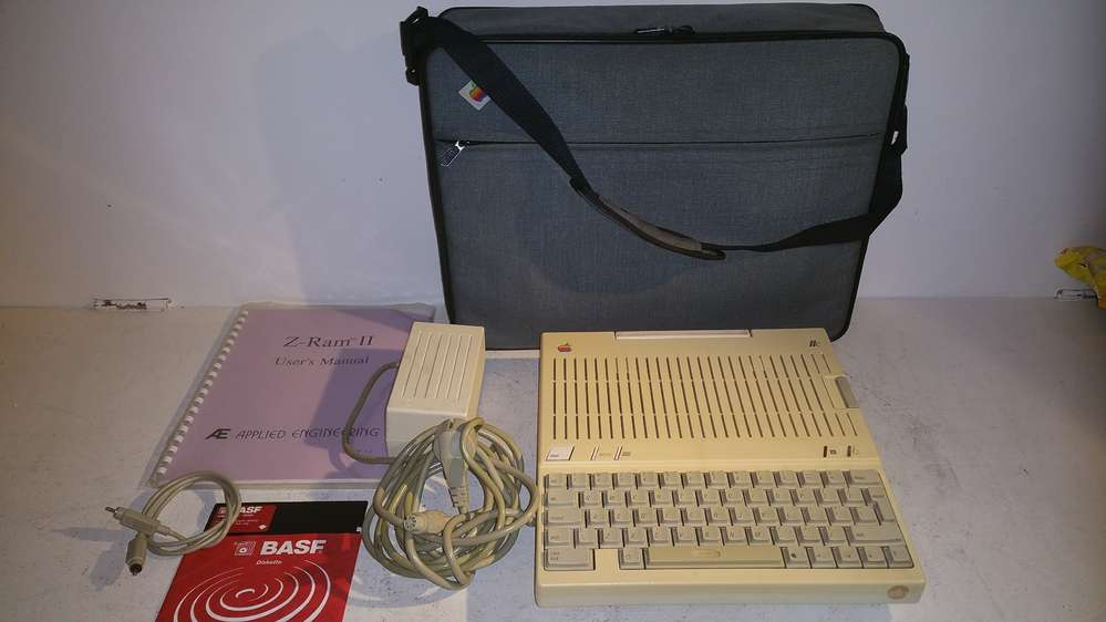 IIc Apple IIe Apple II Home Computer IIGS Diagnostics