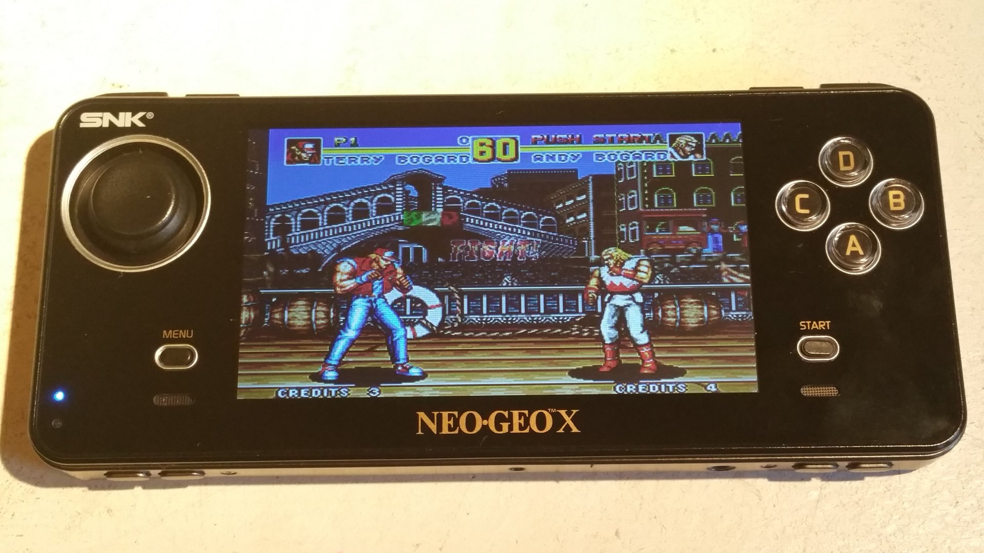 Neo Geo X Gold (NGX) Limited Edition [Boxed] Super Nice and Complete